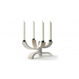 Bougeoir Nordic Light 4 branches