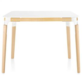 Table Steelwood 145cm x 145cm