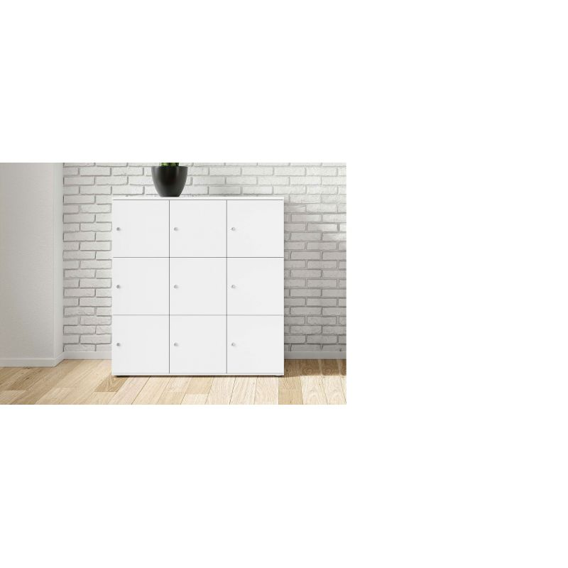 Casier De Rangement Design Fermeture Cle Code Ou Badge Lato Cube