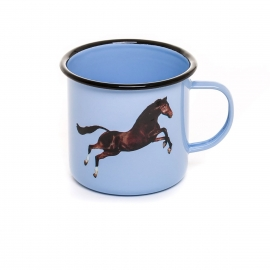 Enamel Mugs - Cheval